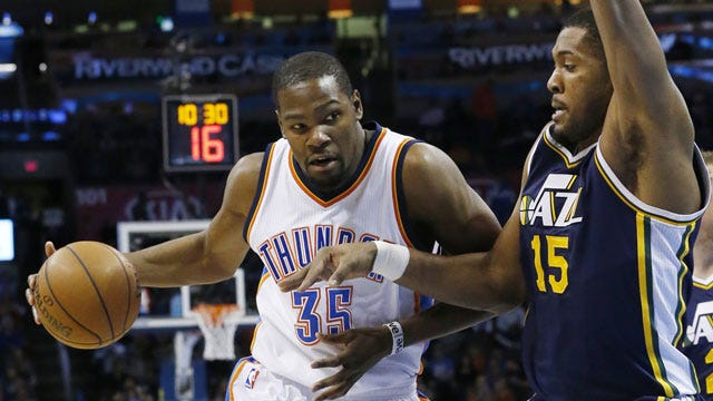 2015-16 NBA Preview: Northwest
