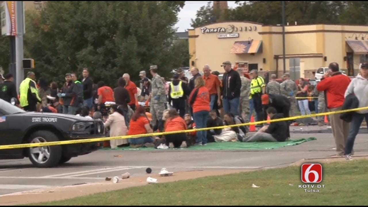 Stillwater Police Hold Second Q&A Session Regarding Homecoming Tragedy