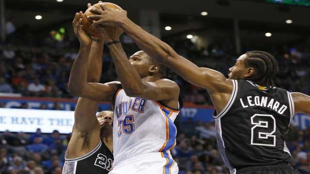 So Far, So Good: Thunder Tops Spurs In Donovan's Debut