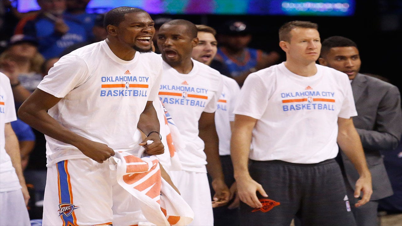 Thunder Thoughts: Durant Returns As Thunder Improve To 1-0