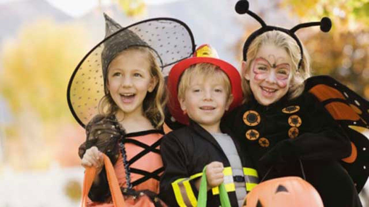 Follow These Tips To Keep Halloween Trick-Or-Treaters Safe