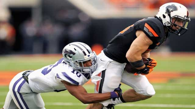 5-0: Rudolph Leads OSU Past Banged-Up Wildcats