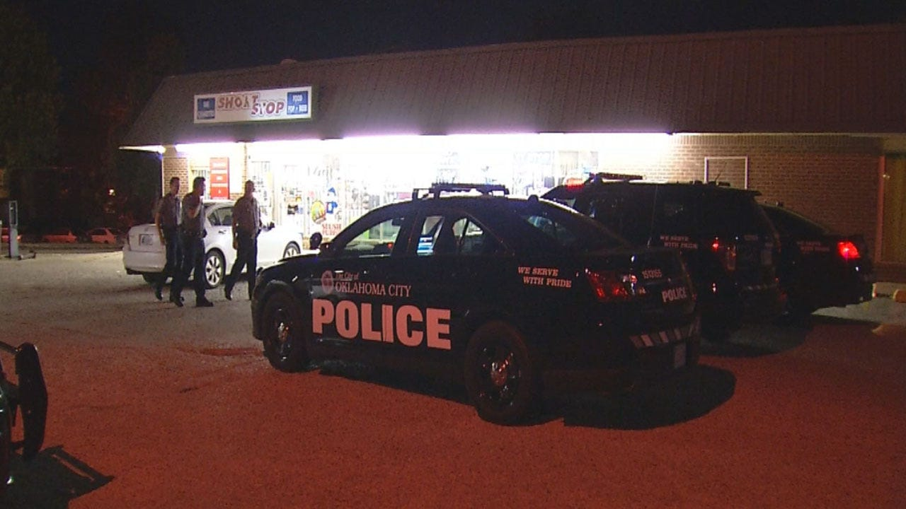 Police: Two Steal Cash Register, Cigarettes From OKC Store