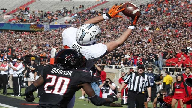 Instant Analysis: OSU Drops 70 On Red Raiders, Moves To 8-0