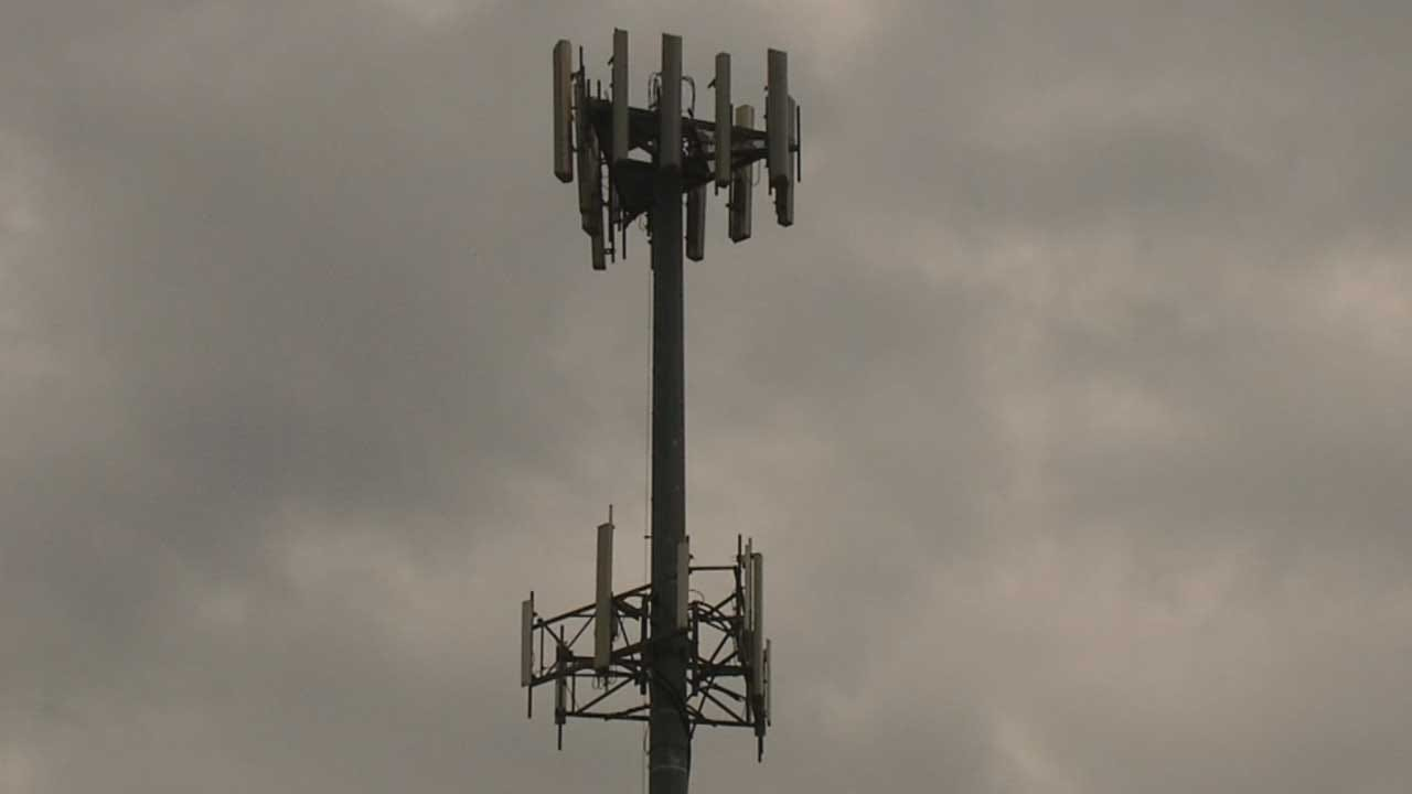 Broken Cellphone Tower Creates A Dead Zone In Most Of Blanchard