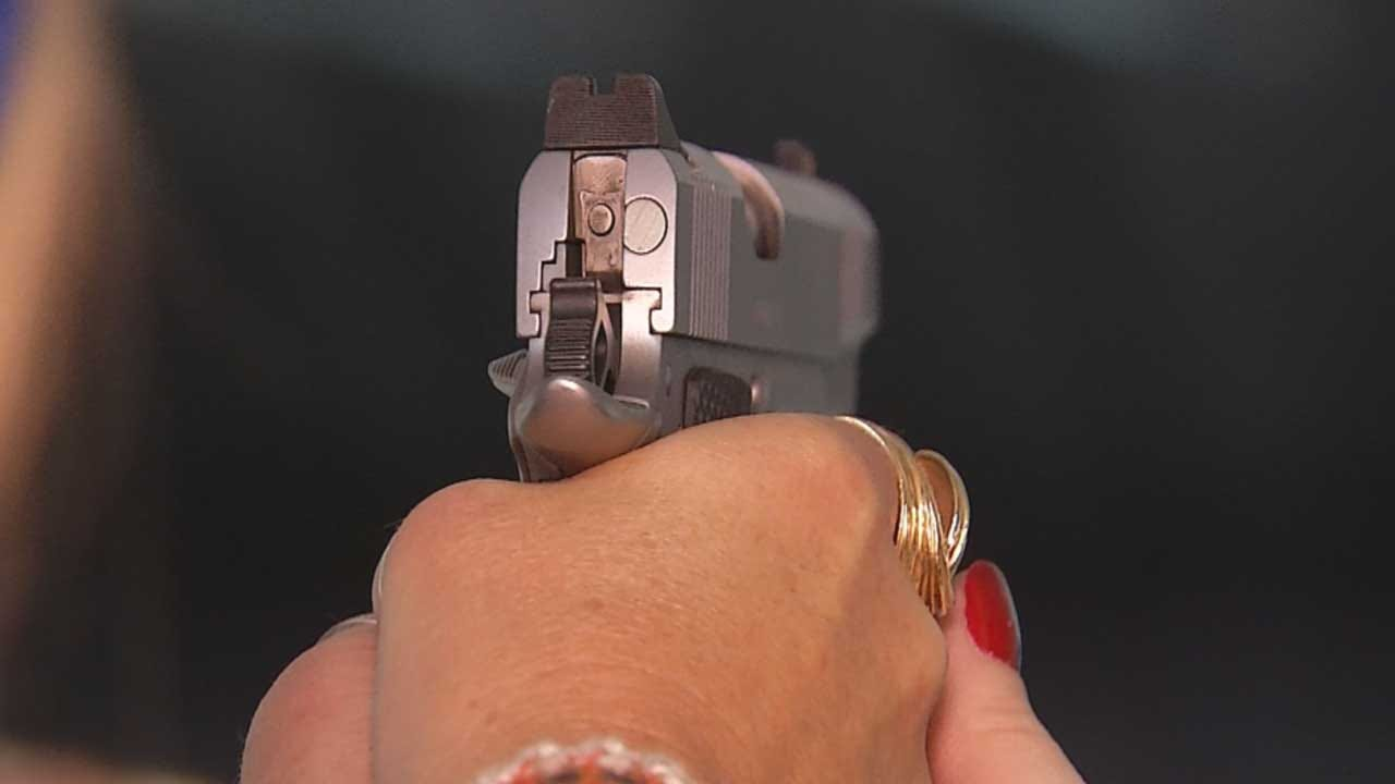 Gun Sales In Oklahoma On The Rise