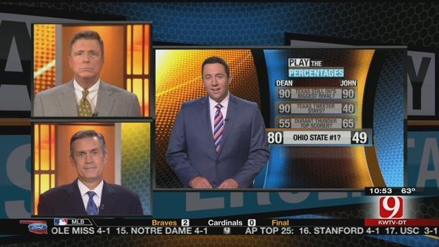 Oklahoma Ford Sports Blitz: October 4