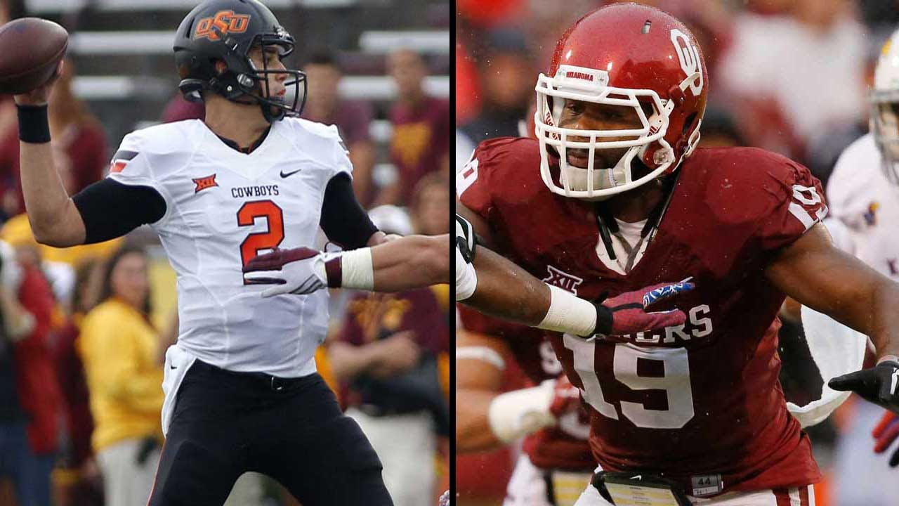 OU-OSU Combine For Three-Of-Four Big 12 Weekly Awards