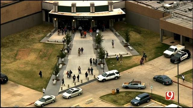 Police Investigate Shooting Threat At Norman North High School