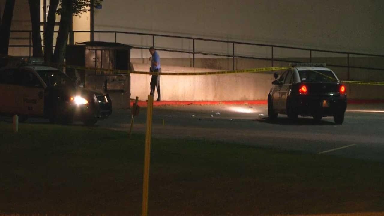 MWC Police Identify Burglary Suspect Shot By Officer