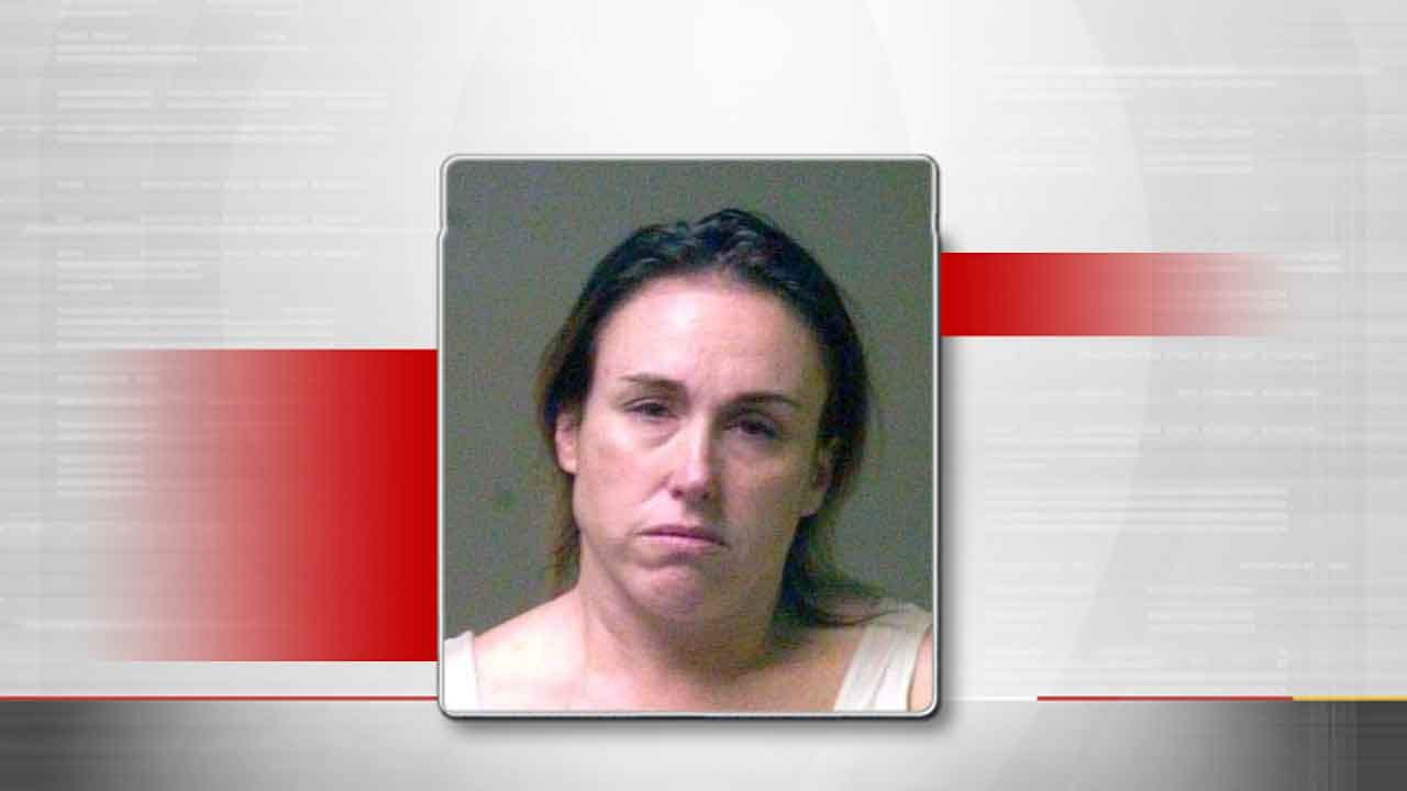 State Senator's Wife Makes Allegations Against OK Co. Jail After Arrest