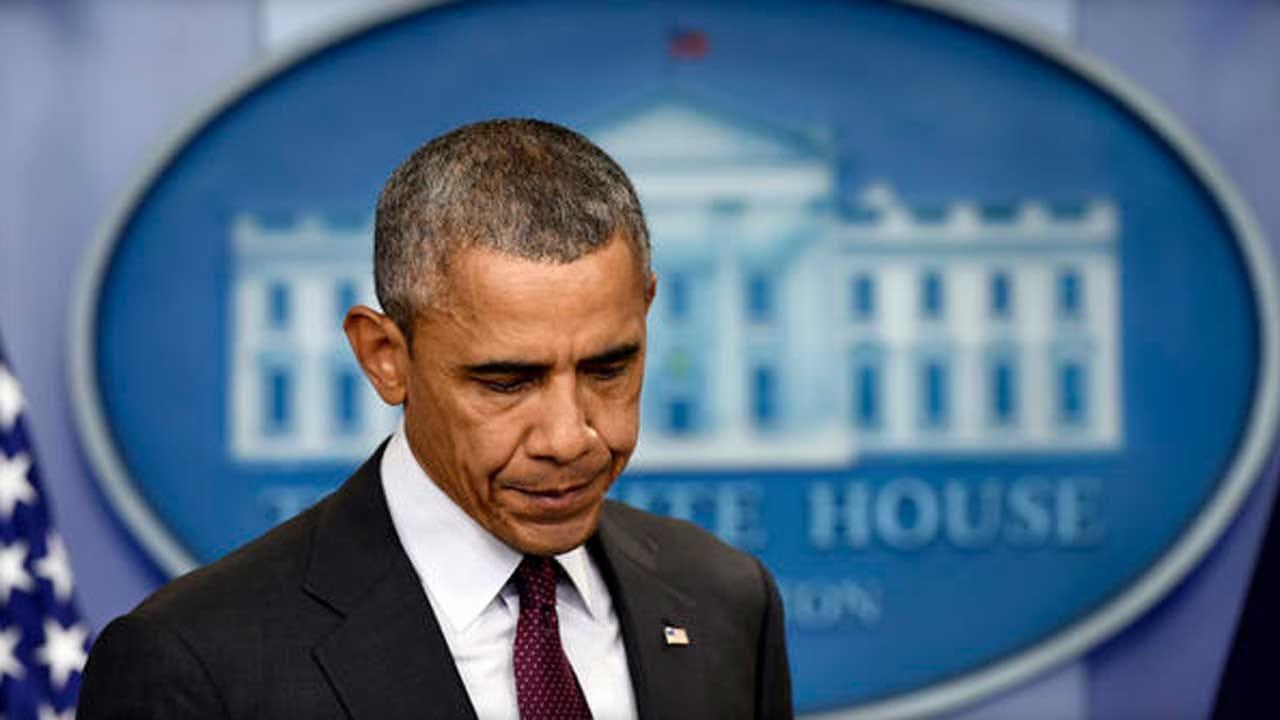 Obama Considers Executive Action On Gun Background Checks