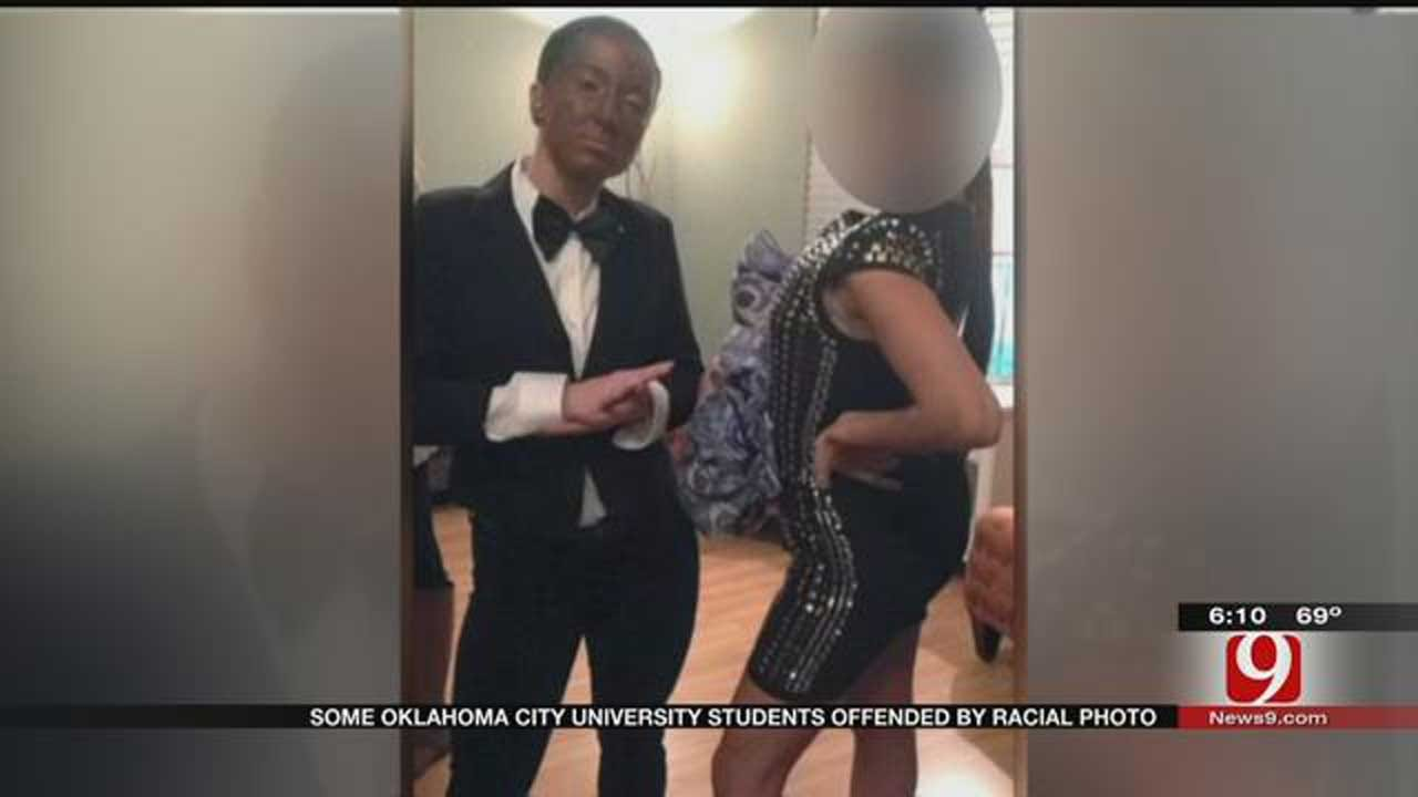 OCU Students Offended By Costume, Racial Photo