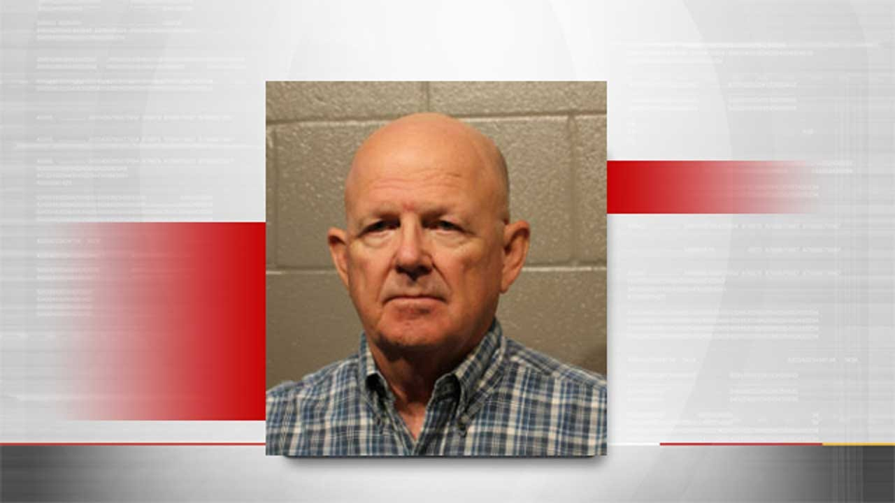 OU Police Sergeant Turns Self In For Burglary Charges