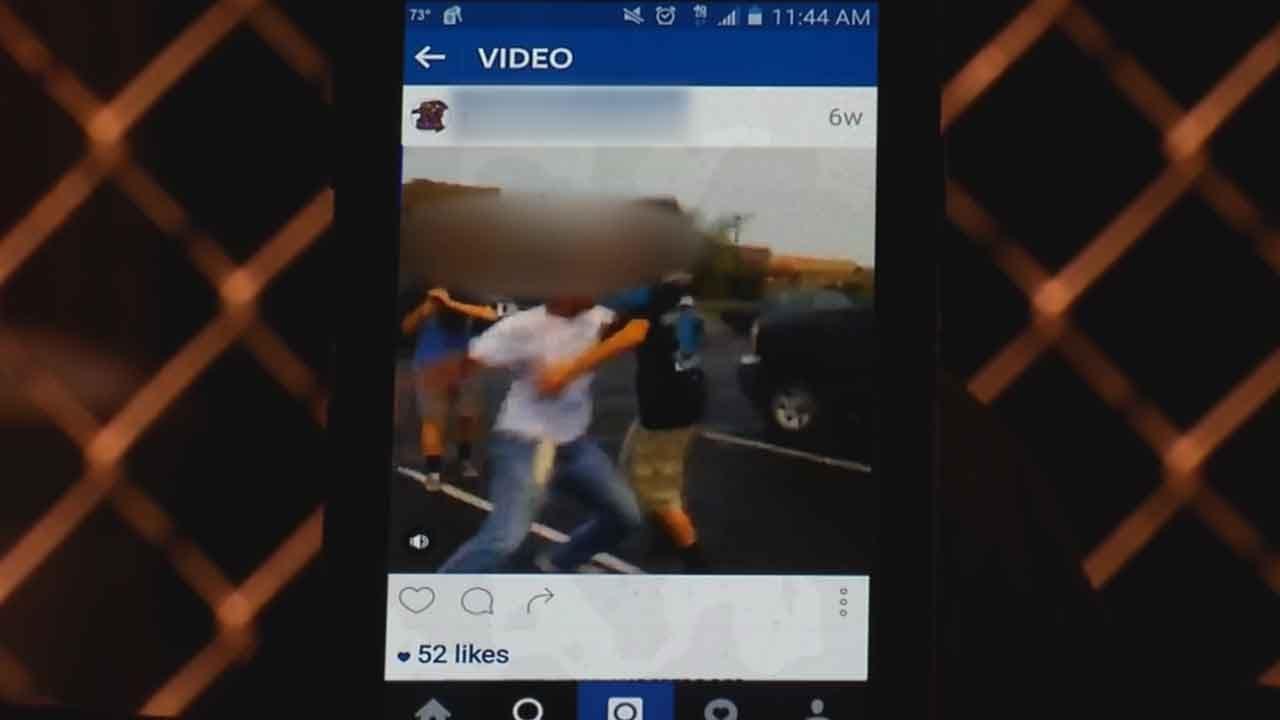 Parents Concerned After Fight Videos Surface On Instagram