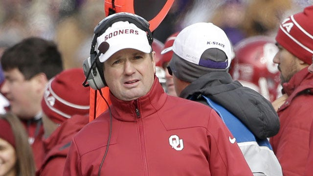 Baylor Assistant Suspended First Half Of OU Game