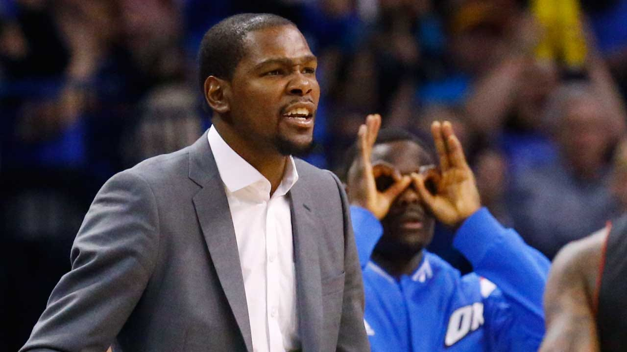 Durant Joins The Players' Tribune As Deputy Publisher