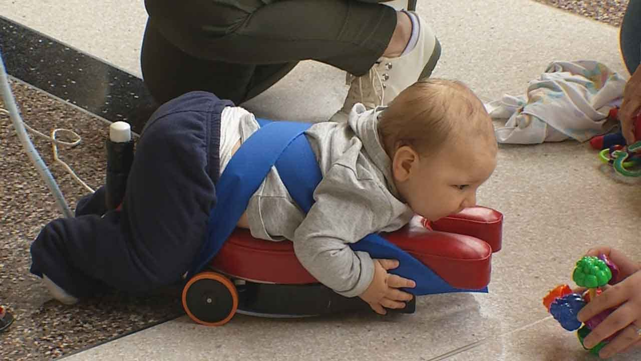 OK Inventor's 'Baby Bot' To Be Displayed At Smithsonian