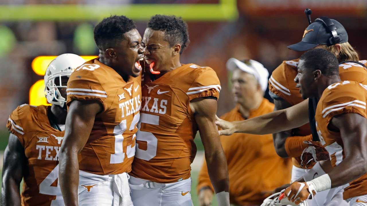 What Down Years? Trip To Face Longhorns Still A Big Deal