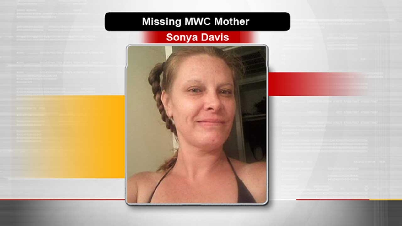 Midwest City Police Search For Missing Mother