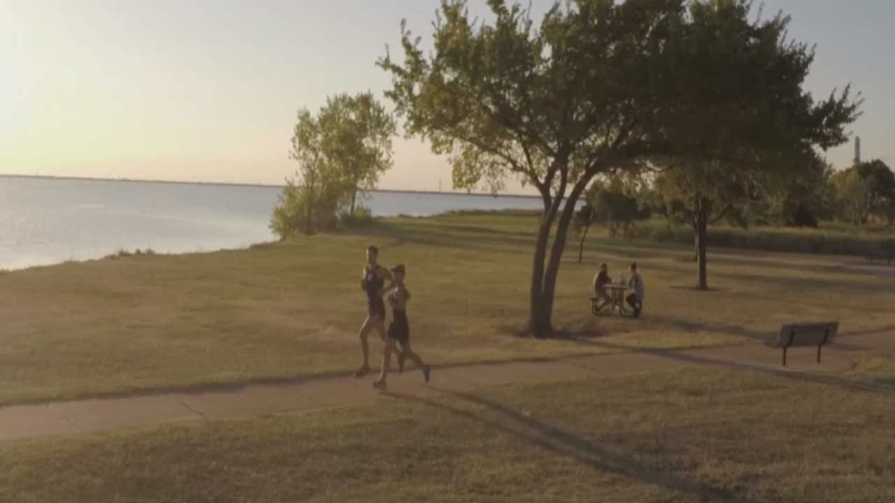 Redman Triathlon Expected To Bring In Millions To OKC