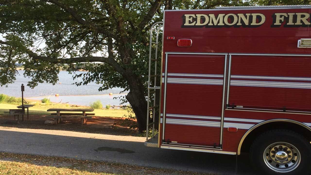 Edmond Dive Team Finds Drowning Victim At Arcadia Lake