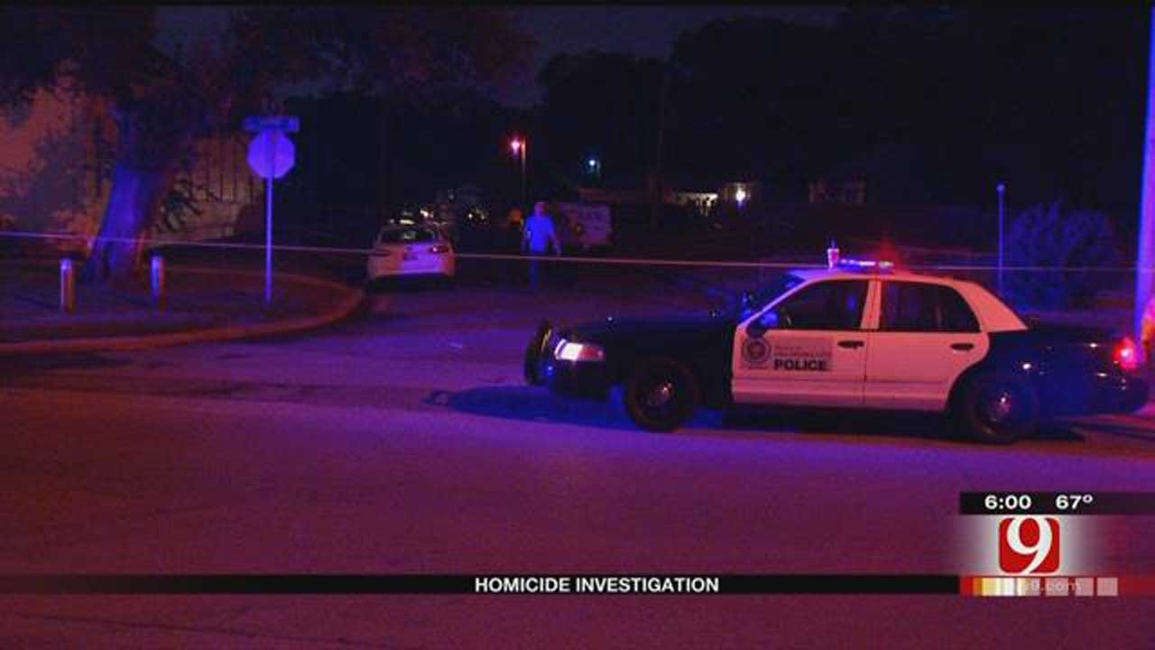OKC Police Investigating After Disturbance Leaves One Man Dead