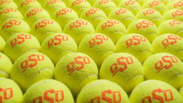 OU and OSU Women's Tennis Compete at OU Invite
