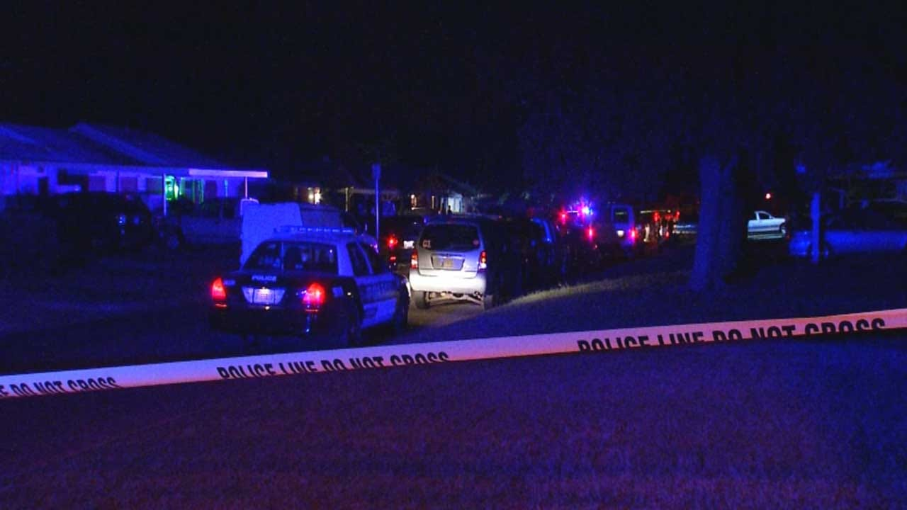 Neighbor Speaks Out After Deadly Double Shooting In Moore
