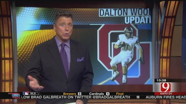 Oklahoma Ford Sports Blitz: September 27