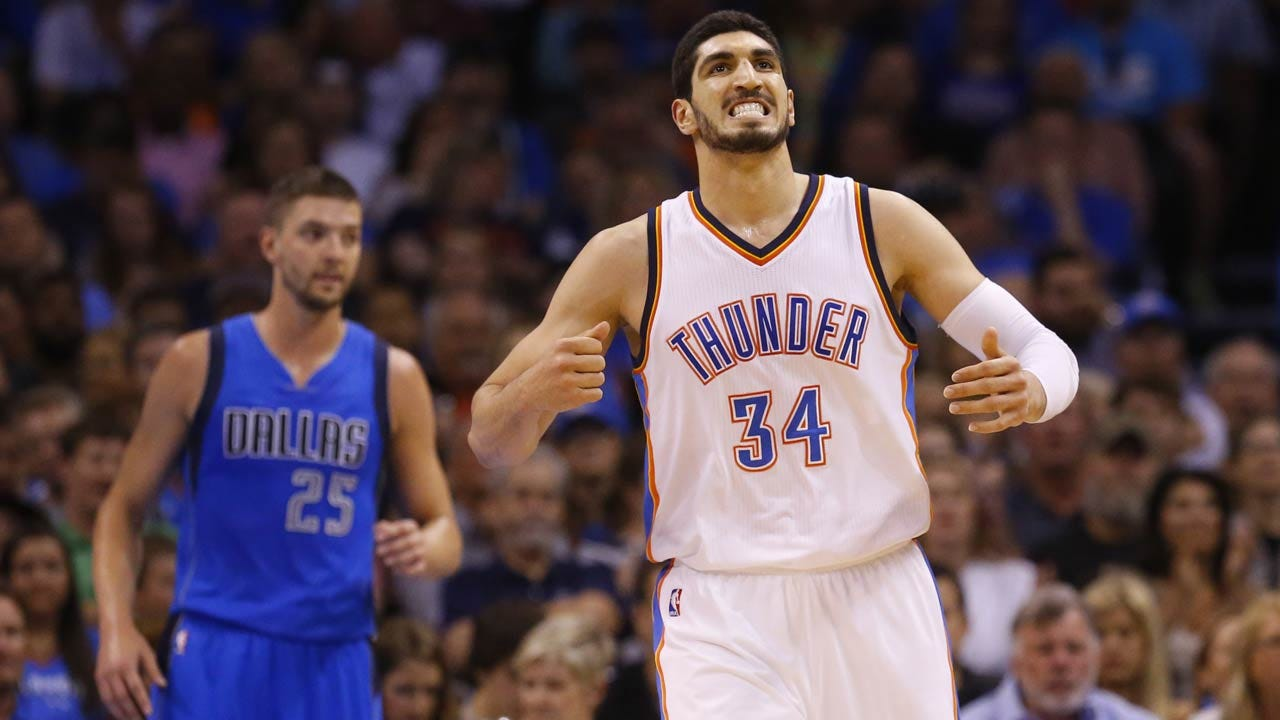 Steve's Thunder Notes: OKC's Starting Center, And Tickets Are Hard To Find