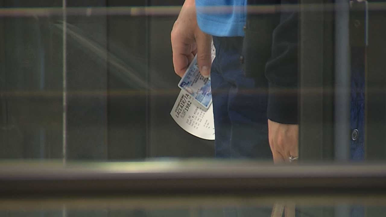 Deadline Looms To Make Oklahoma IDs Compliant With Federal REAL ID Act