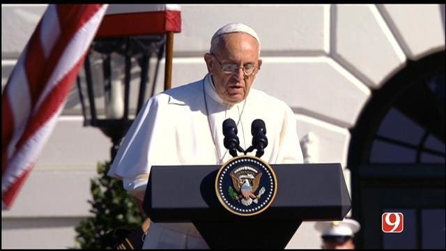 Fallin Receives Letter On Behalf Of Pope Francis Concerning Glossip Execution