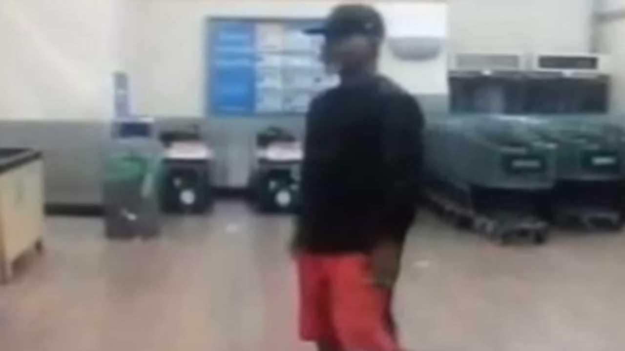OKC Police Seek Suspect Who Robbed Wal-Mart Clerk
