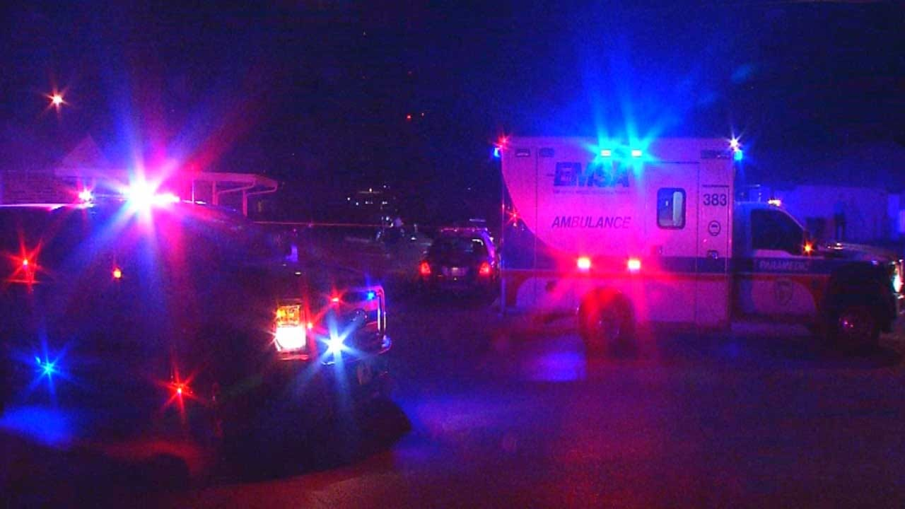 One Injured In Drive-By Shooting In NW OKC