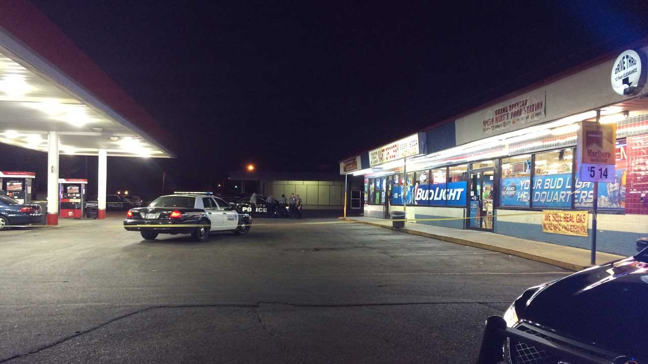One Shot During Armed Robbery In SW OKC