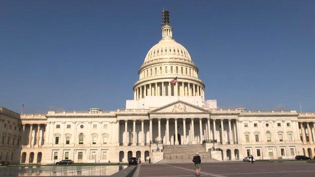 Senate Passes Bill To Prevent Government Shutdown