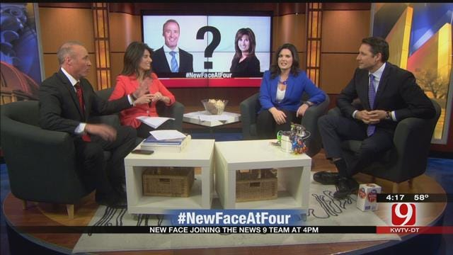 News 9 At Four Welcomes Karl Torp