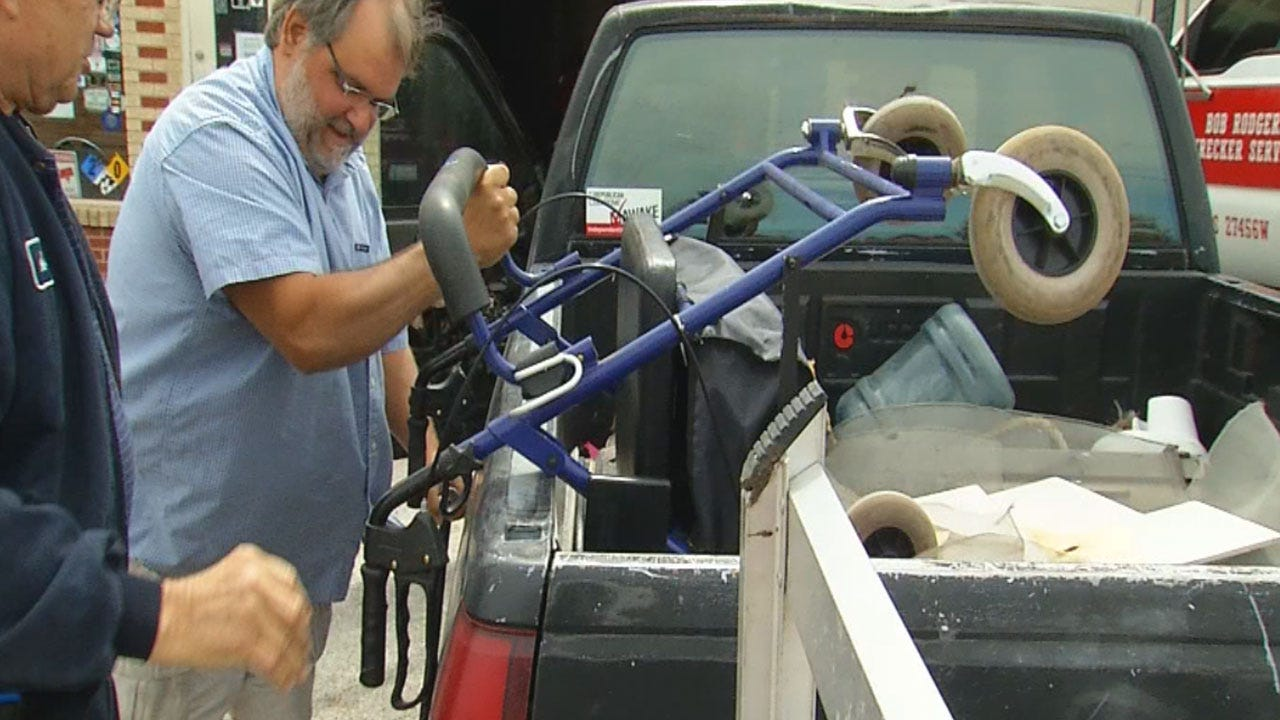 News 9 Helps Disabled Man Find Missing Truck