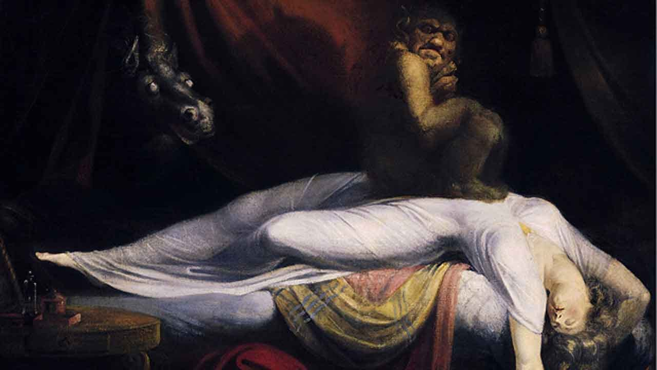 The Real-Life Nightmare Of Sleep Paralysis
