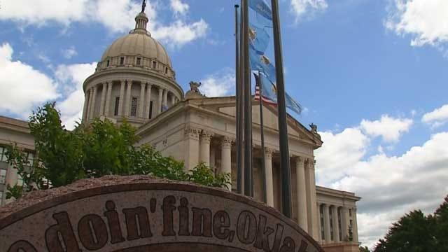 House Democrats Declare 'Oklahoma Leadership Disaster'