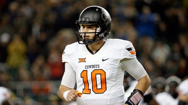 Mason Rudolph Will Throw Out First Pitch At OSU Baseball Game