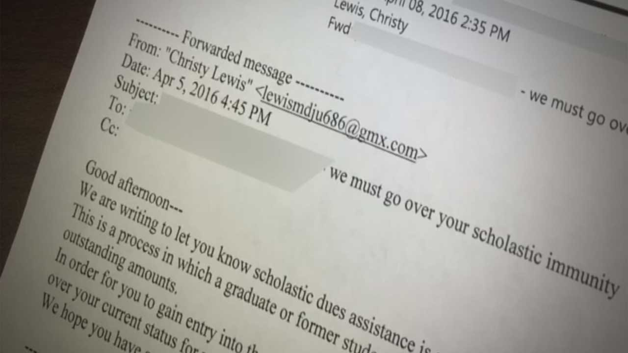 Scammers Use News 9 Reporter's Name To Target Metro Woman
