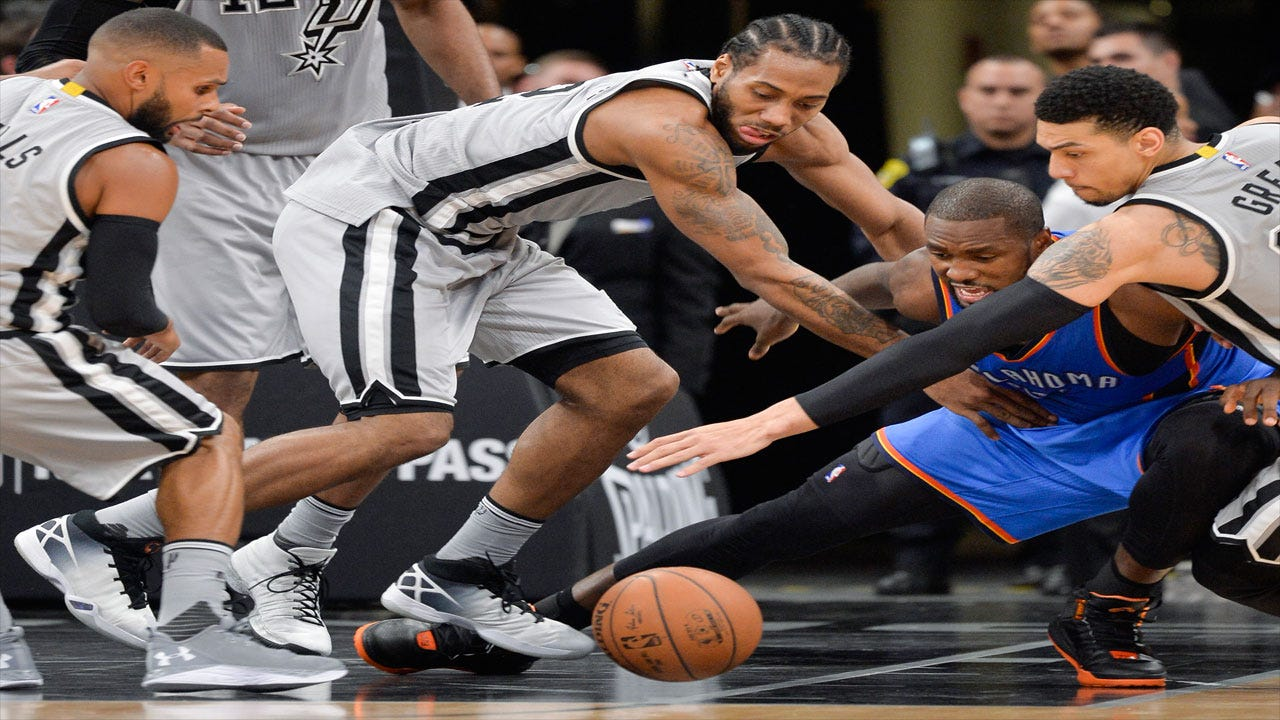 Thunder vs. Spurs Preview: Don't Tip Your Hand