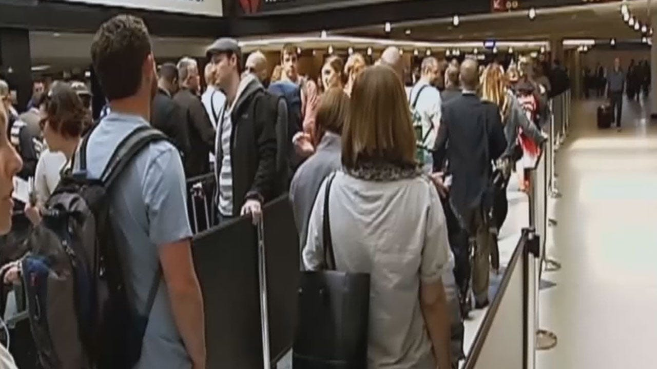How Airports Are Addressing Long Lines At Security Checkpoints