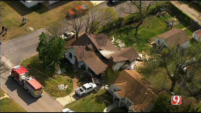 Investigation Into El Reno House Explosion Continues