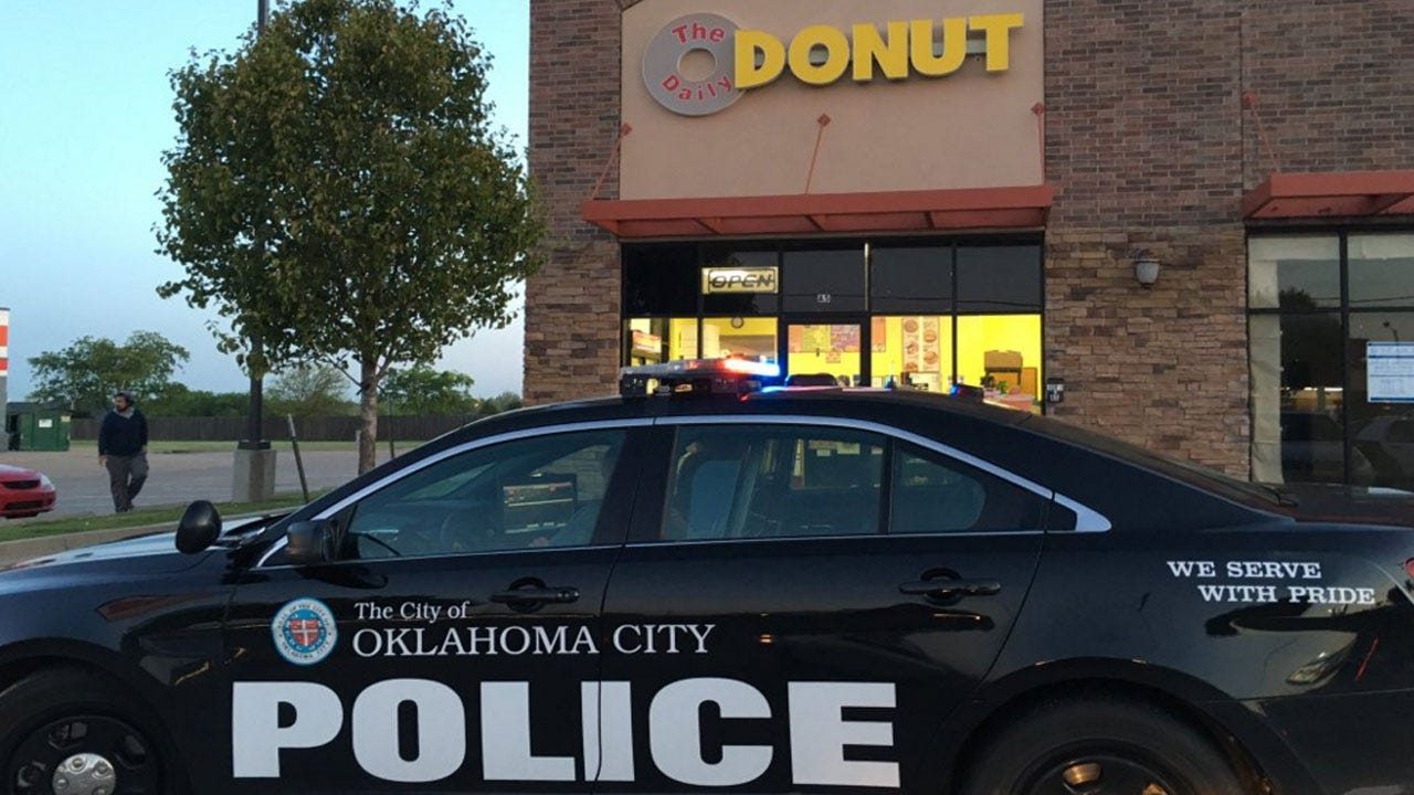 Police Investigate Armed Robbery At The Daily Donut In NW OKC