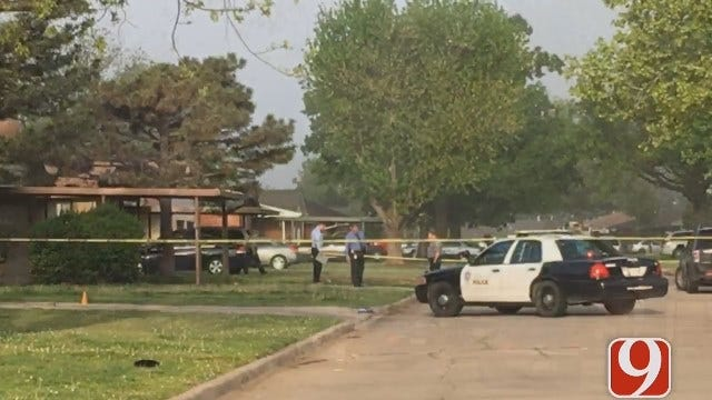 Police Investigate Shooting In Southwest OKC