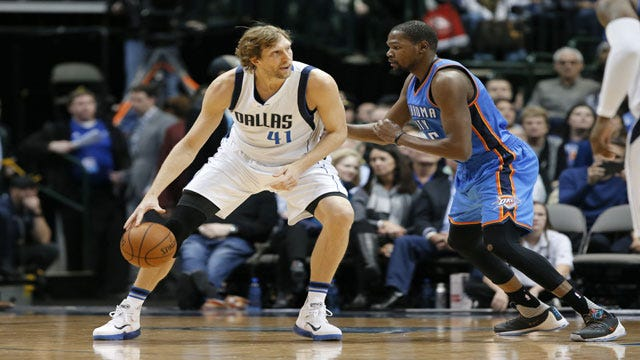 Thunder To Open Playoffs On Saturday Against Dallas