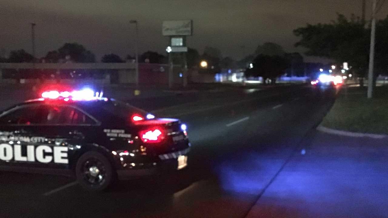 One Dead After Auto-Pedestrian Crash In SE OKC
